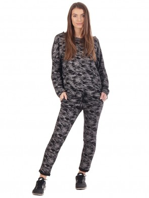 Ladies Camoflage Lounge Suit