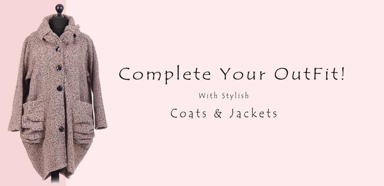 Italian Coats & Jackets